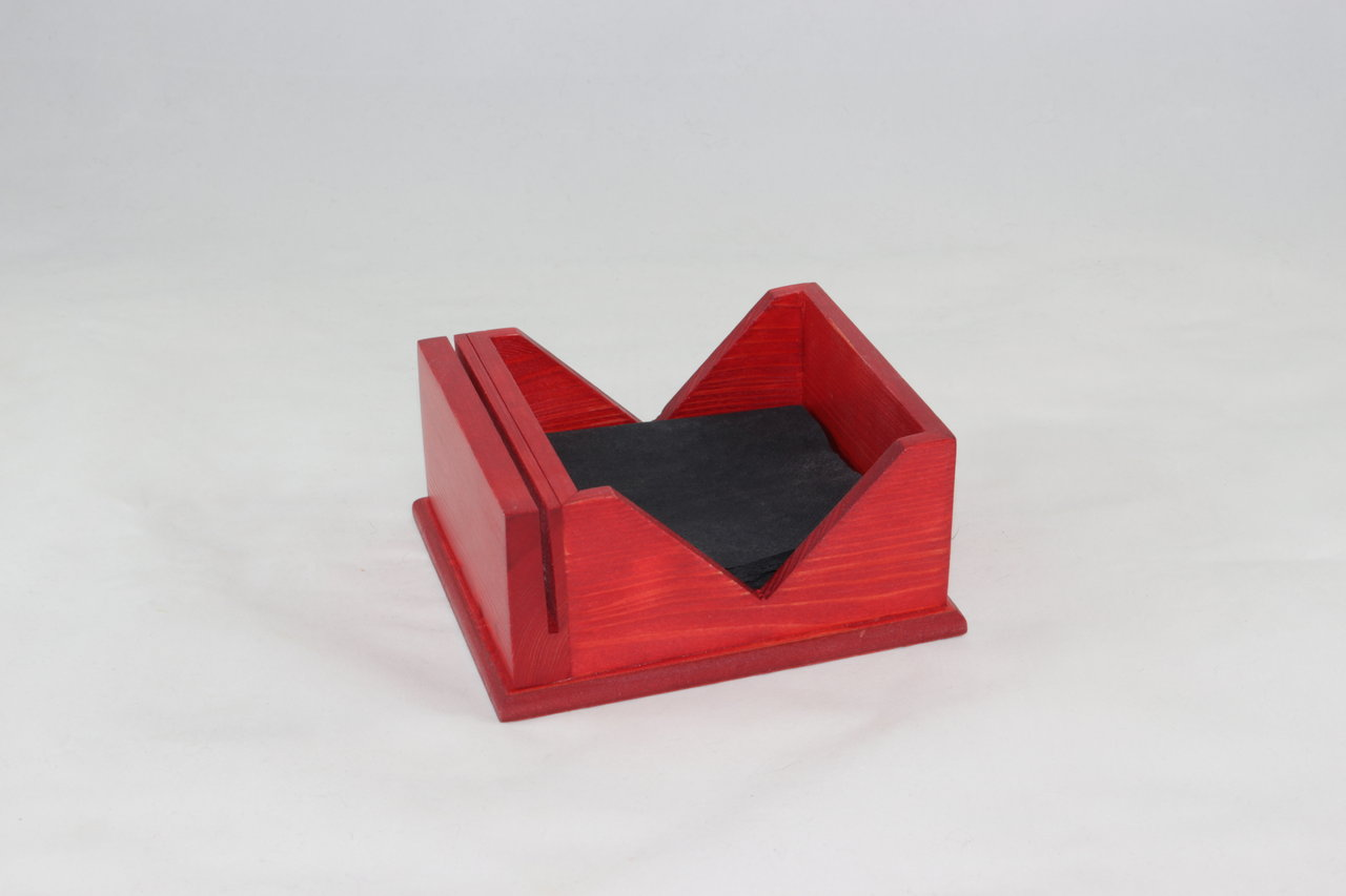 Servilleteros de madera bricohostel com for Modelos de zapateros de madera